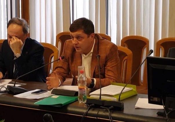 Олег Пахолков выдвинул концепцию спасения рек Дон и Волга