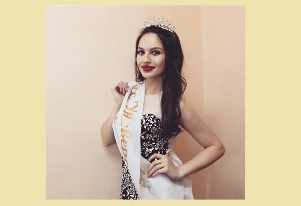 Ради победы краснодарская «Мисс КубГУ - 2015» научилась танцевать лезгинку