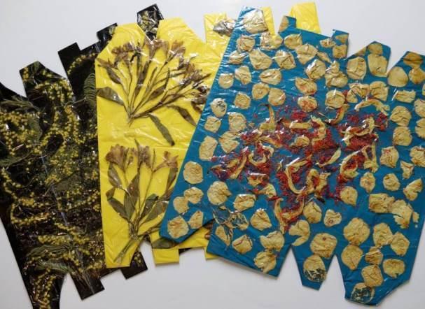 Картины из мусора покажут в Краснодаре