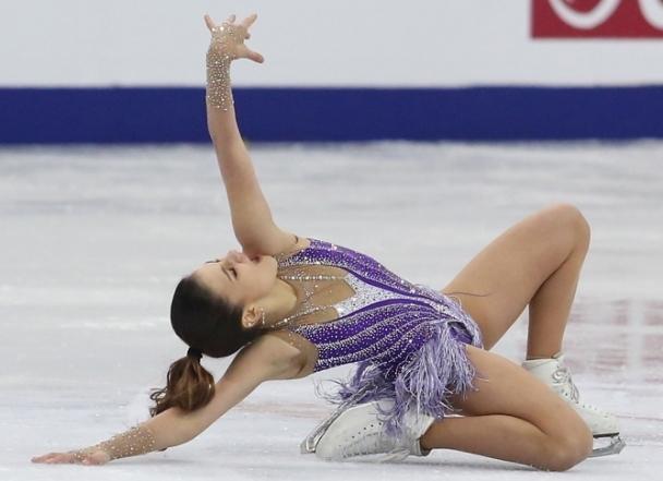 Российские звезды фигурного катания выступят в Краснодаре