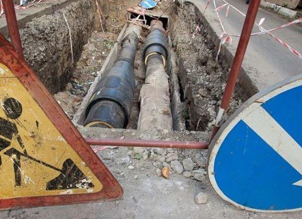 На западе Краснодара перекрывают дорогу из-за ремонта