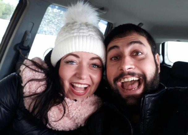 Выжившая в открытом море пара из Новороссийска сыграла свадьбу