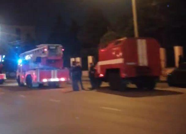 Десятки пожарных машин и странный звук: краснодарцев напугала ТЭЦ
