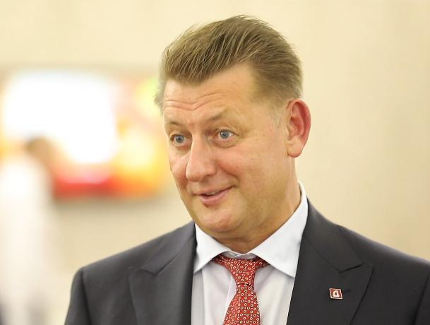 Президенту корпорации «Девелопмент-Юг» Сергею Иванову вручили медаль «За заслуги»