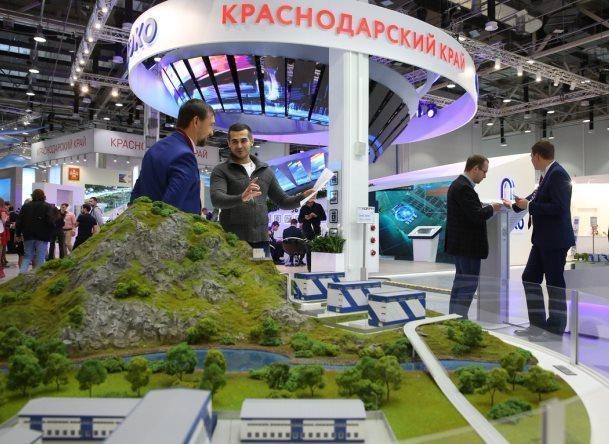 Проект Южного экспортно-импортного хаба покажет Кубань на форуме в Сочи