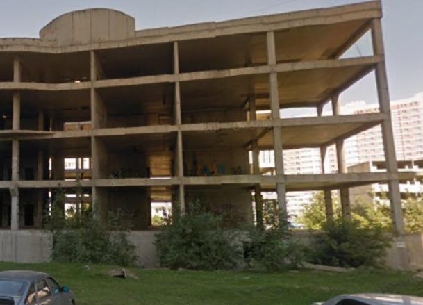Заброшенное здание Минобороны РФ в Краснодаре станет поликлиникой