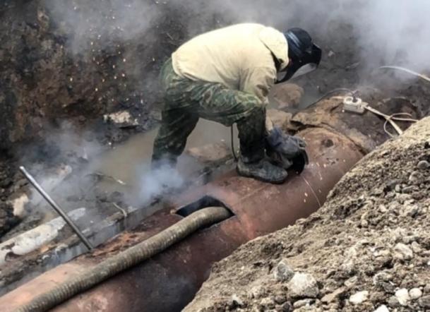 Авария в Пашковском районе Краснодара лишила тепла 17 домов