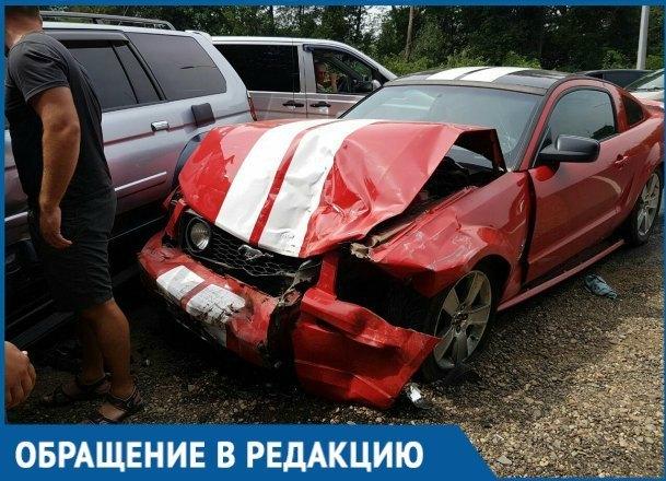 Беспредел в Краснодарском краевом суде сделал виновного водителя невиновным