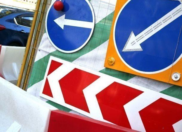 На улице Кореновской в Краснодаре частично перекрыли проезд