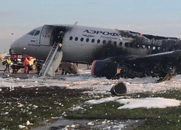 Авиарейсы из Москвы в Краснодар возобновили после трагедии в Шереметьево