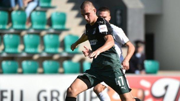 Три игрока молодежки «Краснодара» уедут играть в Швейцарию