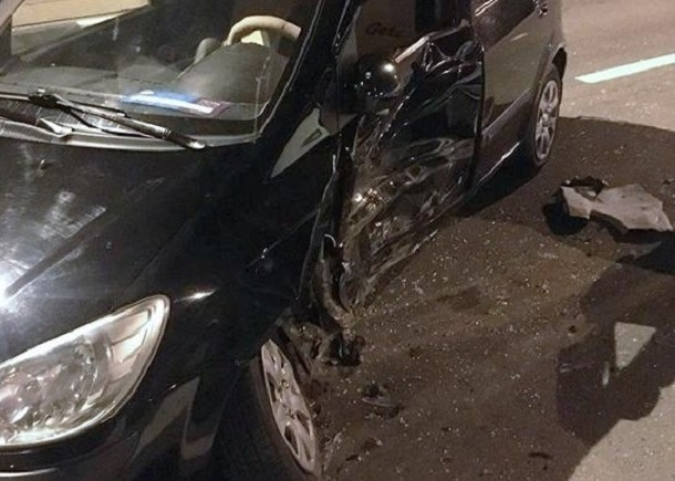 В ДТП в Сочи 3-летний ребенок получил травмы