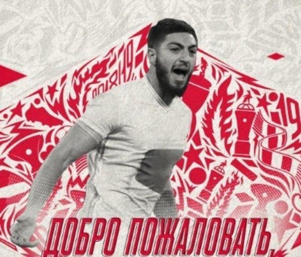 «Краснодар» обиделся на «Спартак» из-за футболиста