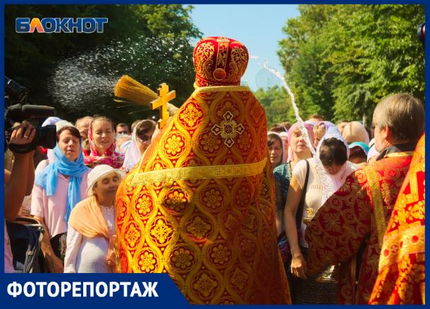 Крестный ход в честь последнего царя России прошел в Краснодаре