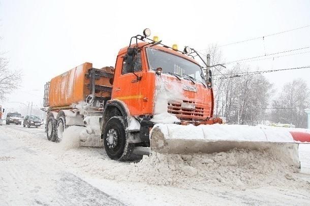 Краснодарские власти отчитались о работе по уборке снега