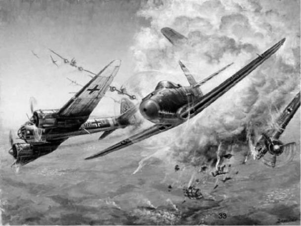 Календарь: 76 лет назад в небе Кубани начались крупные сражения