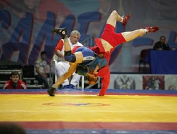 Кубанские самбисты оказались самыми мощными борцами в мире