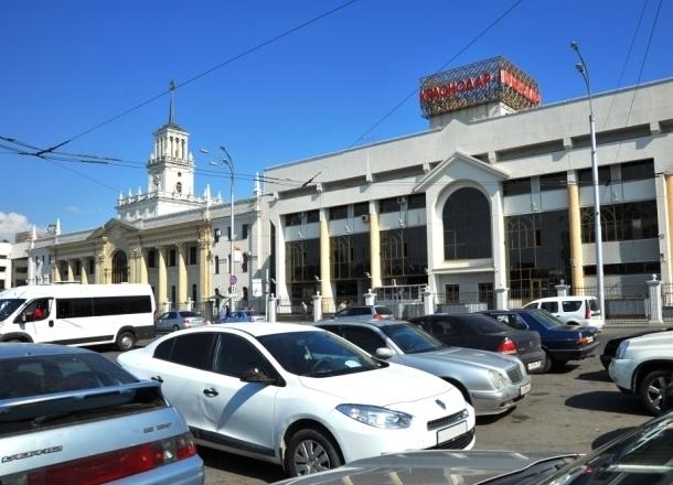Безопасная детская площадка появится на вокзале Краснодара