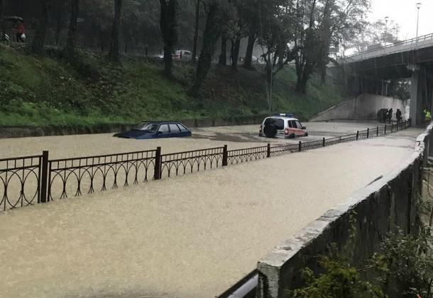 Выросло число пострадавших от наводнения на Кубани