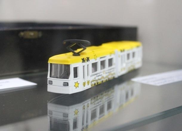Трамвайный музей открыли в Краснодаре