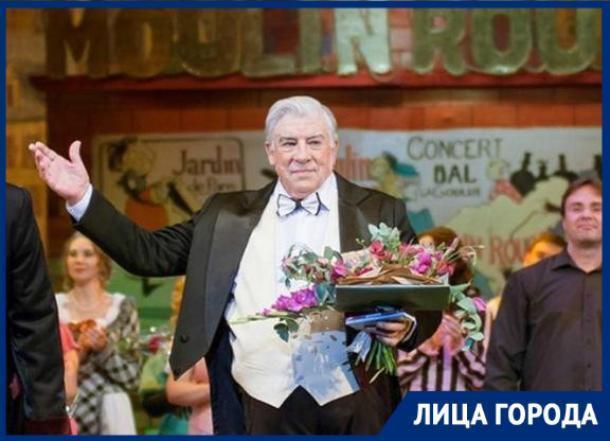 «Не было времени помечтать о роли», - актер и режиссер краснодарского Музтеатра Юрий Дрожняк