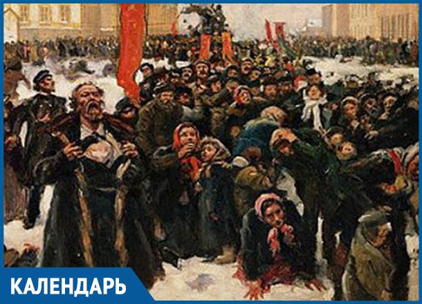 «Кровавое воскресенье» наследило на Кубани