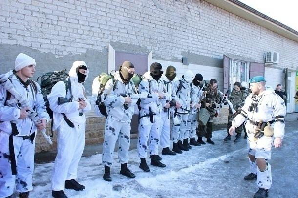 Огонь зимних военных игр Сочи зажгли на Эльбрусе