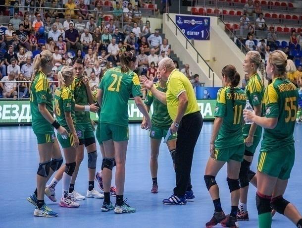 ГК «Кубань» вышел во 2-ой раунд Кубка ЕГФ