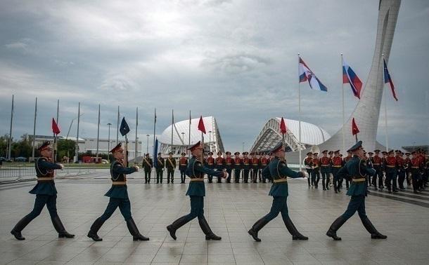 Президент CISM назвал военные игры вСочи лучшими вистории