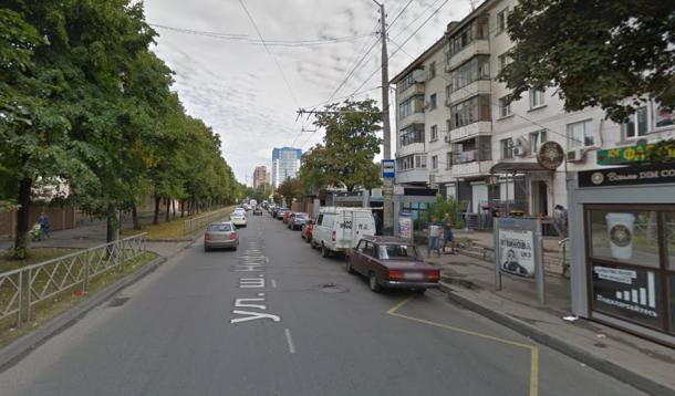 В Краснодаре реконструируют улицу Шоссе Нефтяников
