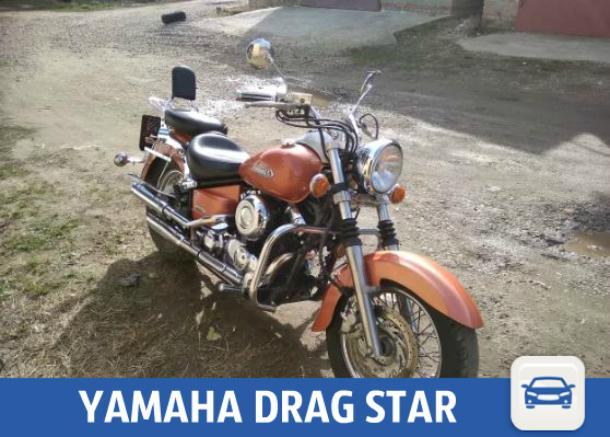 В Краснодаре продается Yamaha Drag Star 650