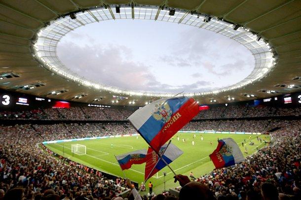 На матч сборных России и Кот-д'Ивуара в Краснодаре продали 21 тысячу билетов