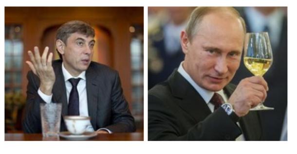 Краснодарец Сергей Галицкий побывал «на званом ужине» у Владимира Путина