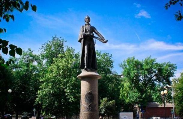 История Краснодара: памятник в честь Суворова возвели на месте расположения его войск
