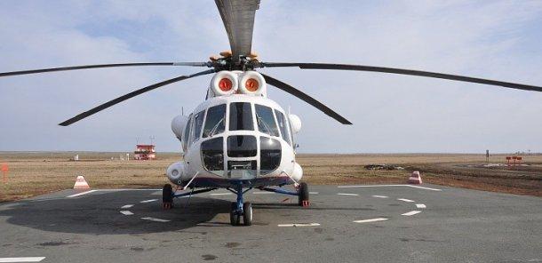 Мужчину в Анапе вертолет ударил лопастью