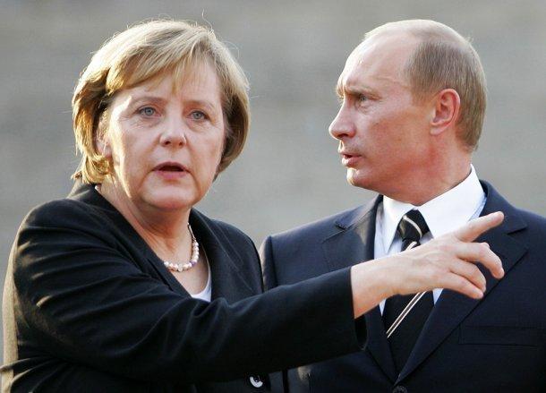 Меркель иПутин обсудят вСочи подготовку ксаммиту G20, Сирию, Украинское государство