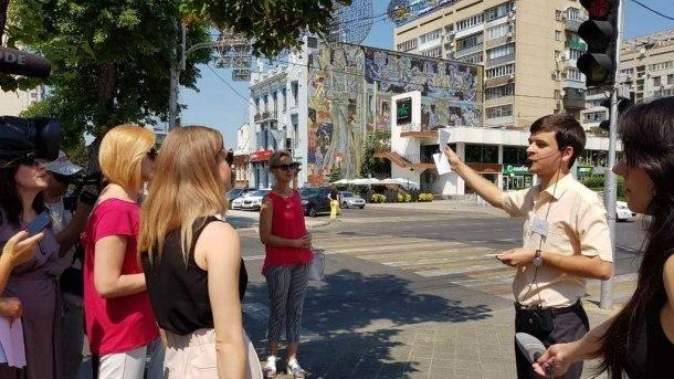 Краснодарцам покажут дореволюционную архитектуру города