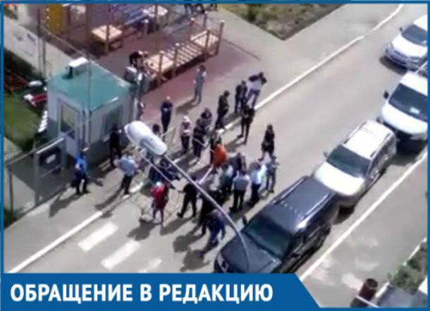 «Мы купили квартиры в доме без земли», - жители Краснодара