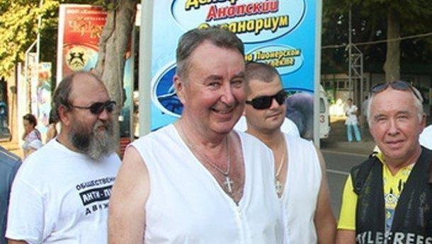 ВАнапе кошевой атаман Нестеренко схвачен замошенничество