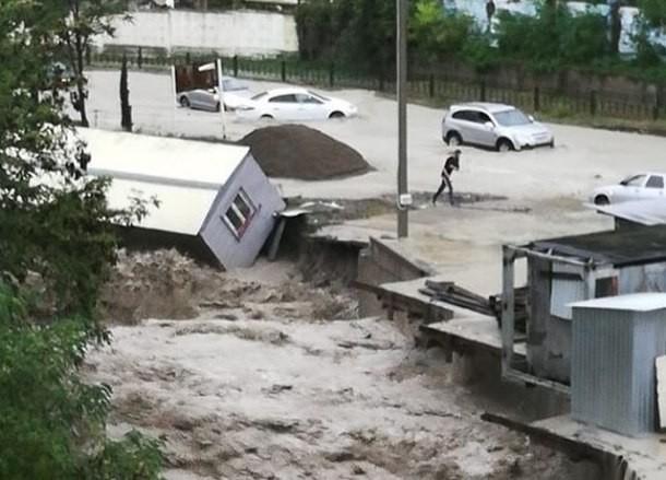 Число пострадавших от наводнения на Кубани увеличилось до 300 человек