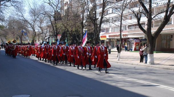 В марте в Краснодаре возобновится церемония «Час славы Кубани»