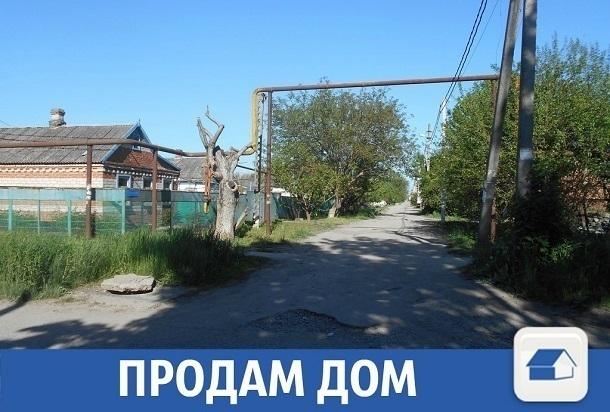Новый дом продается под Краснодаром