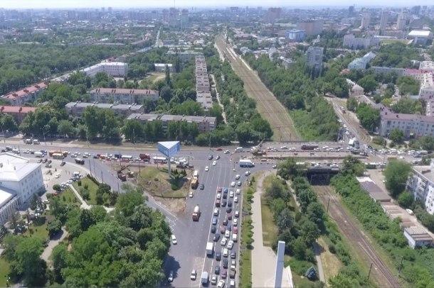 Зиповский путепровод в Краснодаре соберет еще больше пробок