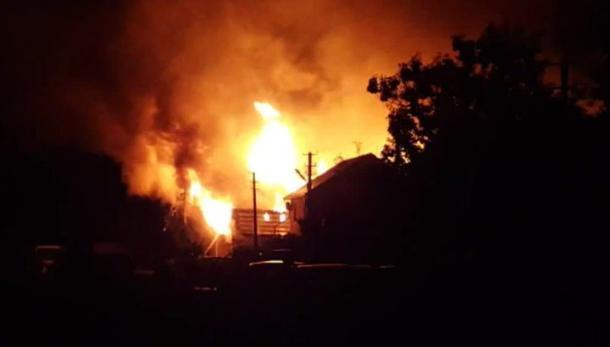 В Сочи во время пожара погибло семь человек и трое пострадали
