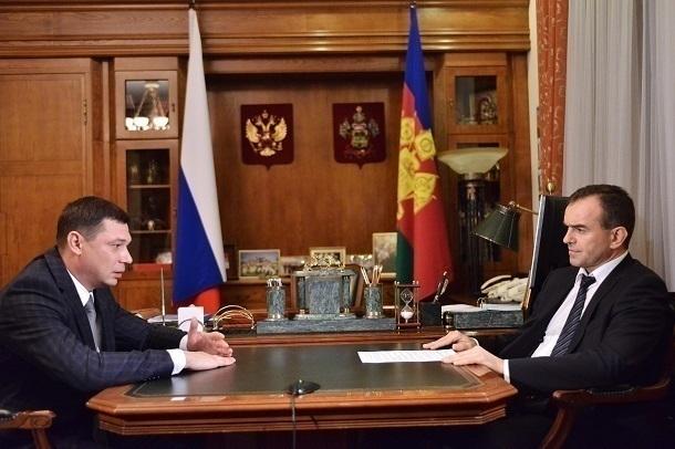 Вениамин Кондратьев предложил новейшую кандидатуру главы города Краснодара