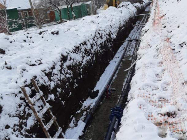 Новую канализацию построят в Пашковском микрорайоне Краснодара