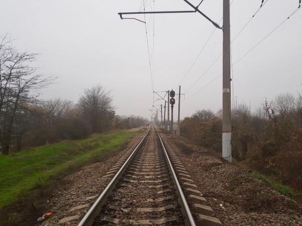 Ребенок попал под поезд на Кубани