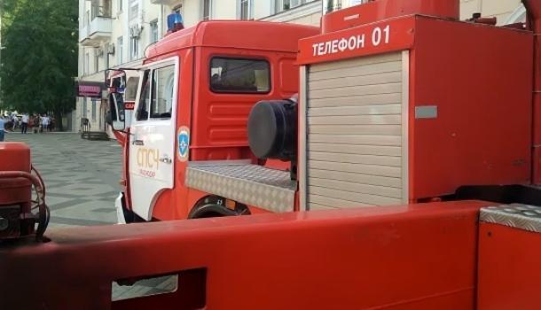 Более ста человек эвакуировали из бизнес-центра Краснодара