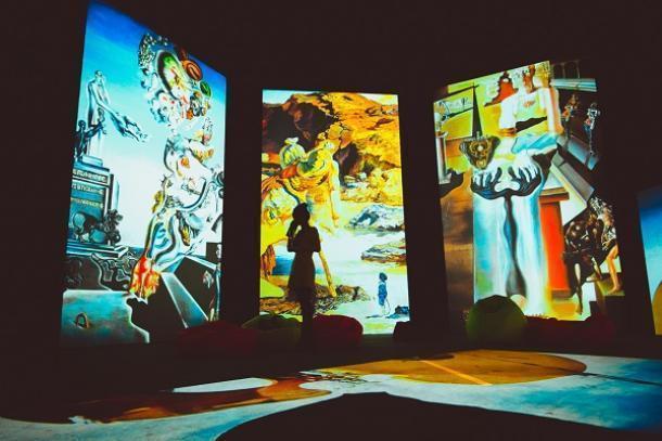 «Живые сны Сальвадора Дали» покажут в Краснодаре