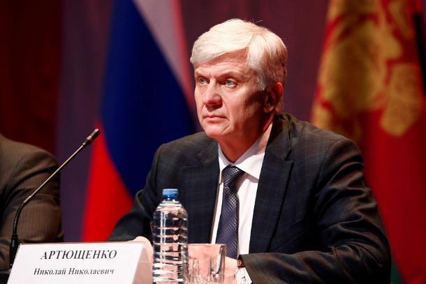 Николай Артющенко: воспринял трудности как вызов, а проблемы как задачи для выполнения